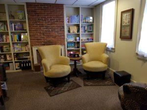 Dr. Huebner's office