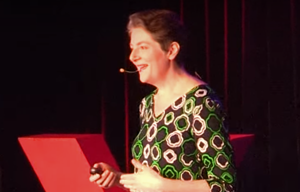 Dawn Huebner, TEDx, June 2015